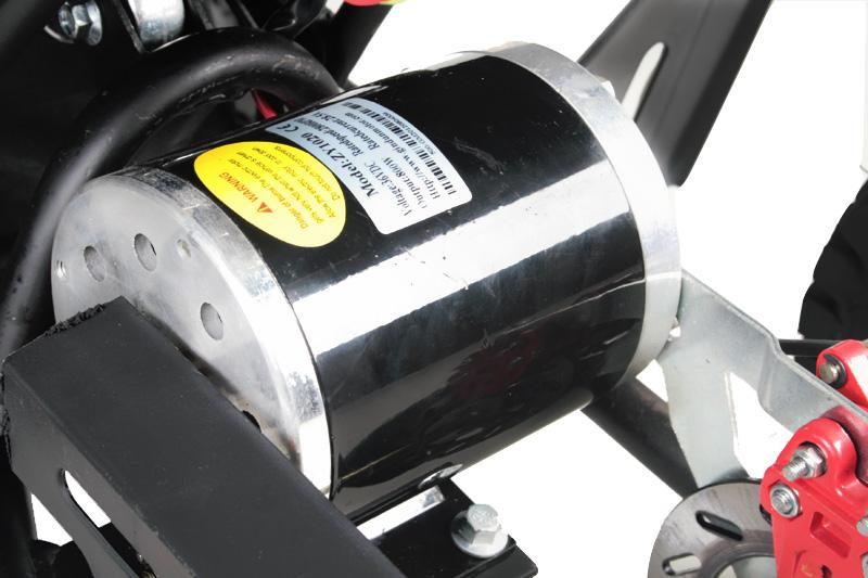 Elektroquad Atv 800w Eco Repti Miniquad Kinderquad Mit 3