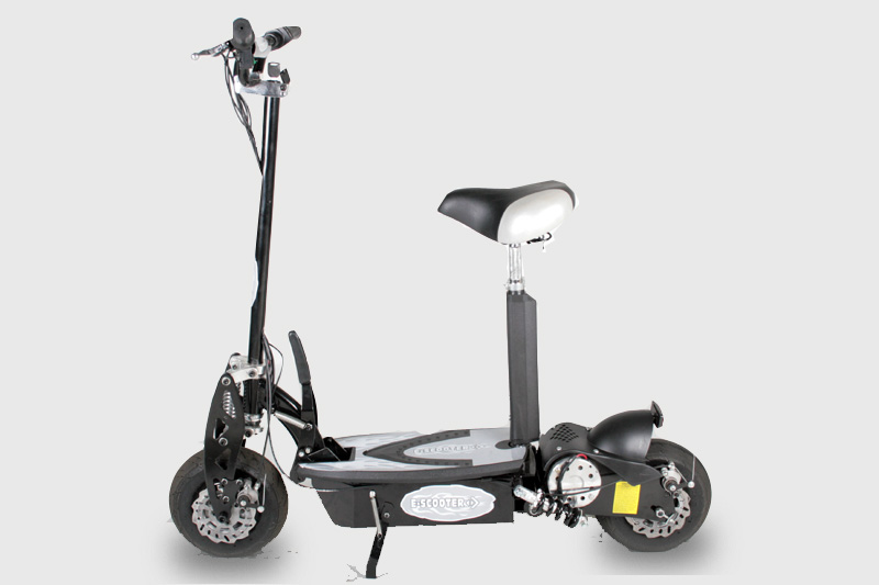elektro scooter e go tornado 4 zoll 1000w bei cross. Black Bedroom Furniture Sets. Home Design Ideas