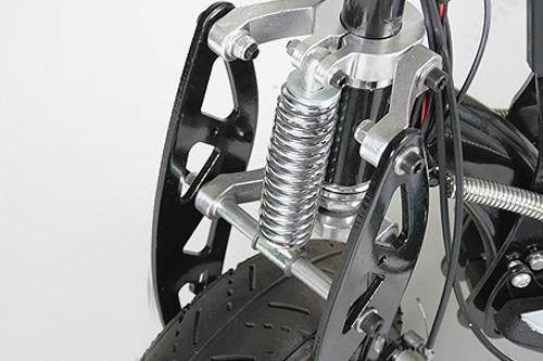 1000w e go elektro scooter tornado 4 ebay. Black Bedroom Furniture Sets. Home Design Ideas