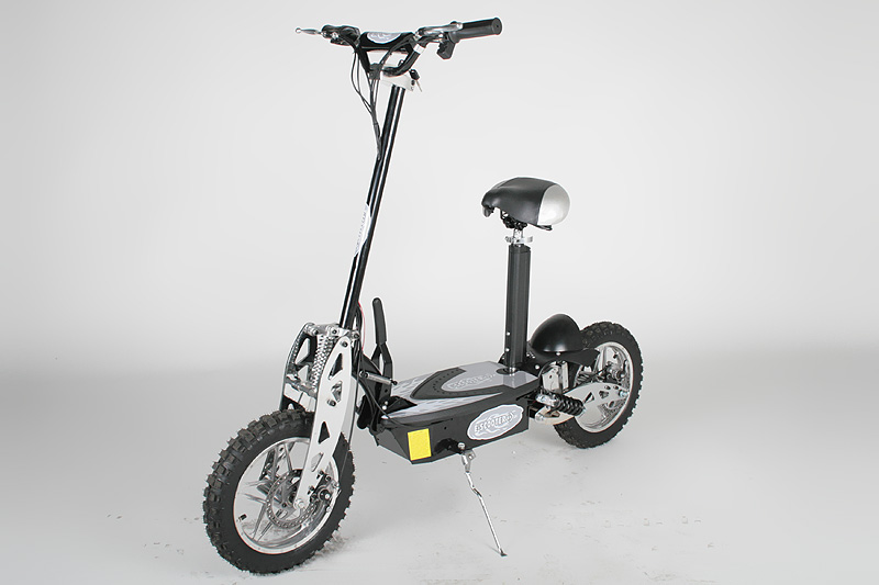 1000w e go elektro scooter tornado elektro roller ebay. Black Bedroom Furniture Sets. Home Design Ideas